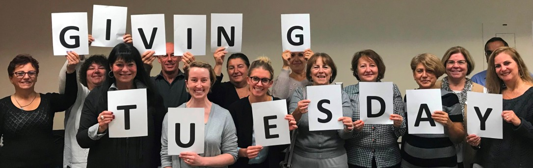 Giving Tuesday with Staff Photo (cropped)