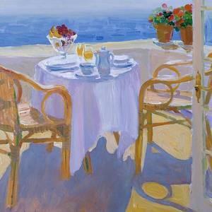Ireland, William (1927-2015) Scottish Breakfast, Private Collection